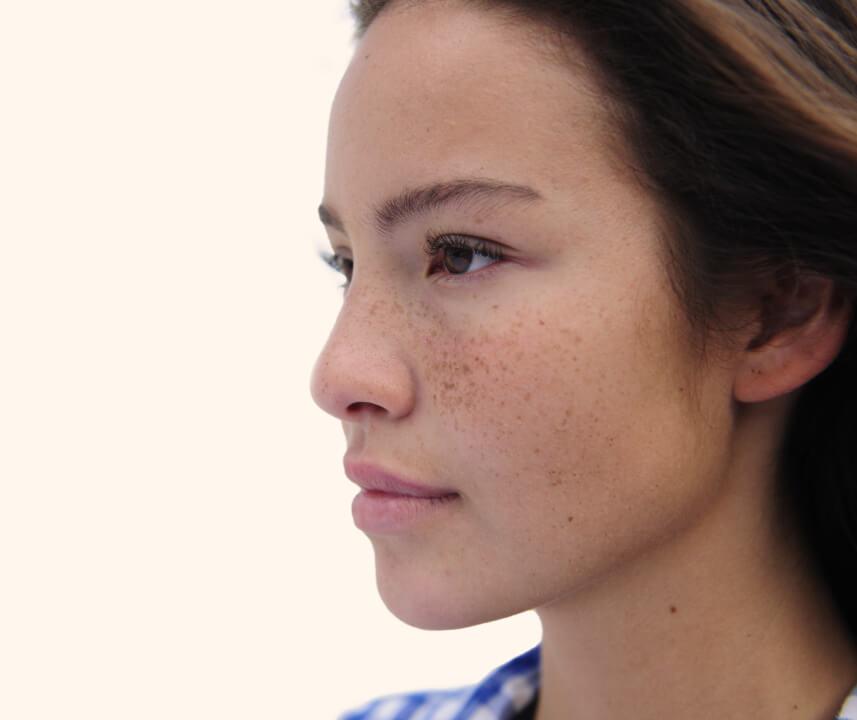 Zdjęcie twarzy
